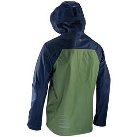 Leatt DBX 5.0 Jacket Men, verde/azul